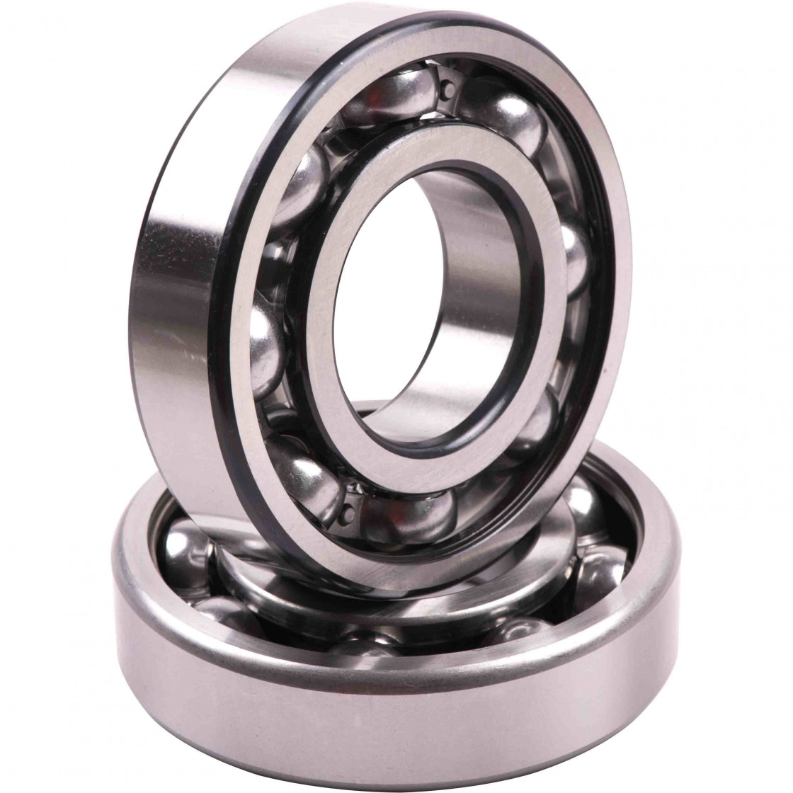 The difference between deep groove ball bearings and angular contact ball bearings