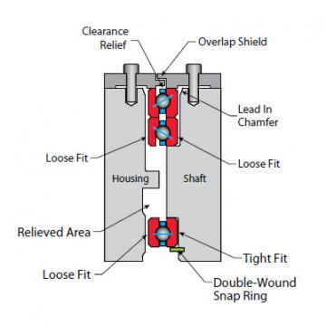 Bearing NF110AR0