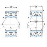 Bearing BT280-51 DF